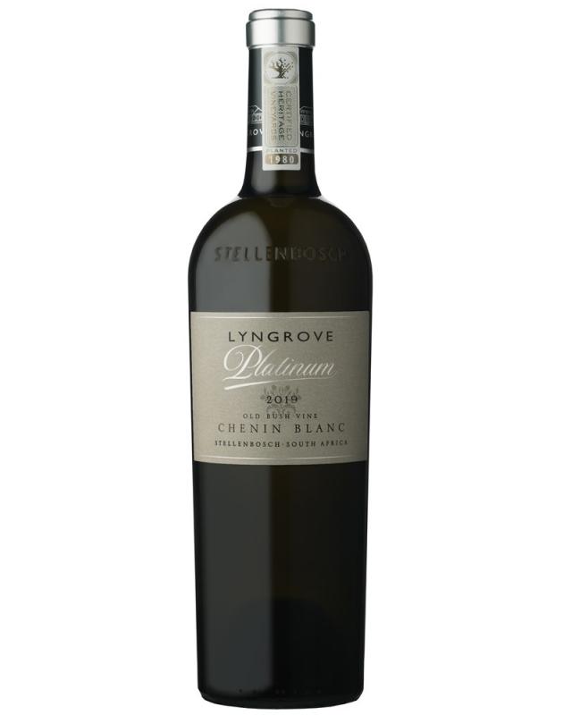 Lyngrove Platinum Old Bushvine Chenin Blanc 2019